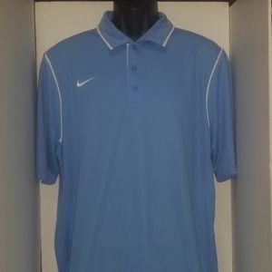 Nike Dri Fit Button Down Shirt